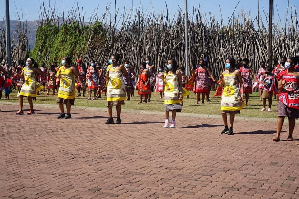 COVID-19 CRISIS: King Mswati secretly commissioned girls to attend Umhlanga Reed Dance ceremony.