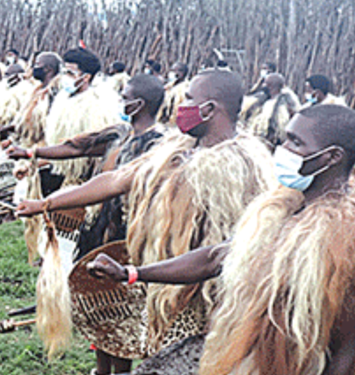 King Mswati hosts national Incwala ritual ceremony in the midst of escalating COVID-19 second wave cases in eSwatini