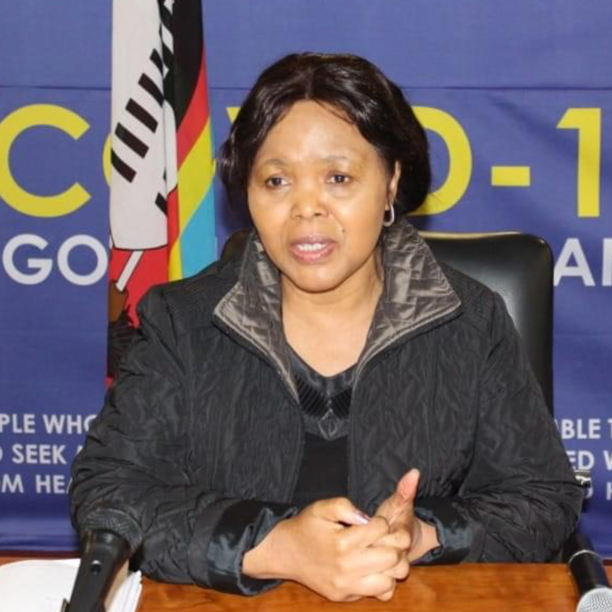 REVEALED: King Mswati, Health Minister Lizzie Nkosi and the E200million COVID-19 vaccines mess