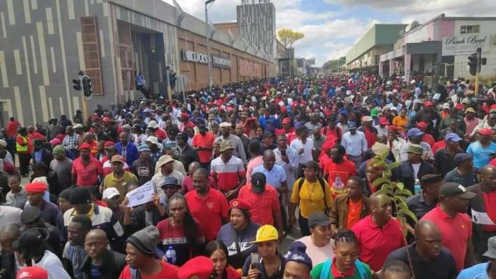 Political tension looming as SNAT prepares for more COLA strikes