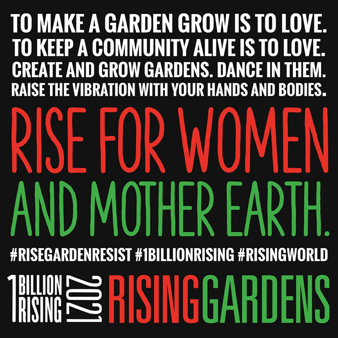 One billion rising 2021 globally launch, eSwatini to unpack strategy before end of October: RISING GARDENS.