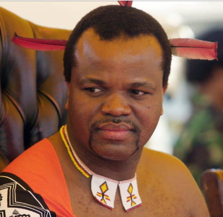 I bought E200million Rolls Royce cars from my pocket, says King Mswati