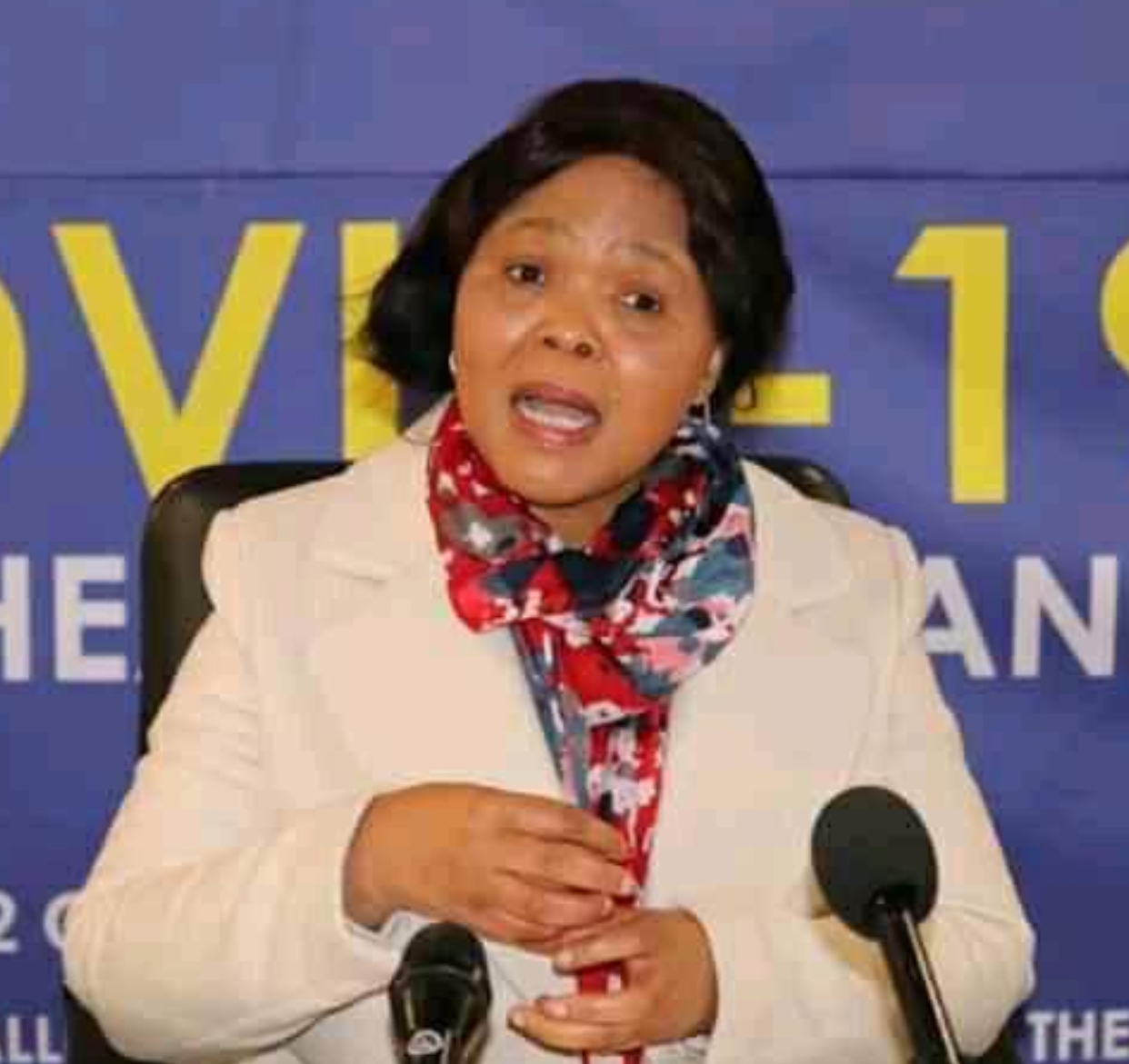 Health Minister Lizzie Nkosi says country is struggling to buy E200million COVID-19 vaccines, to receive more AstraZeneca donations.