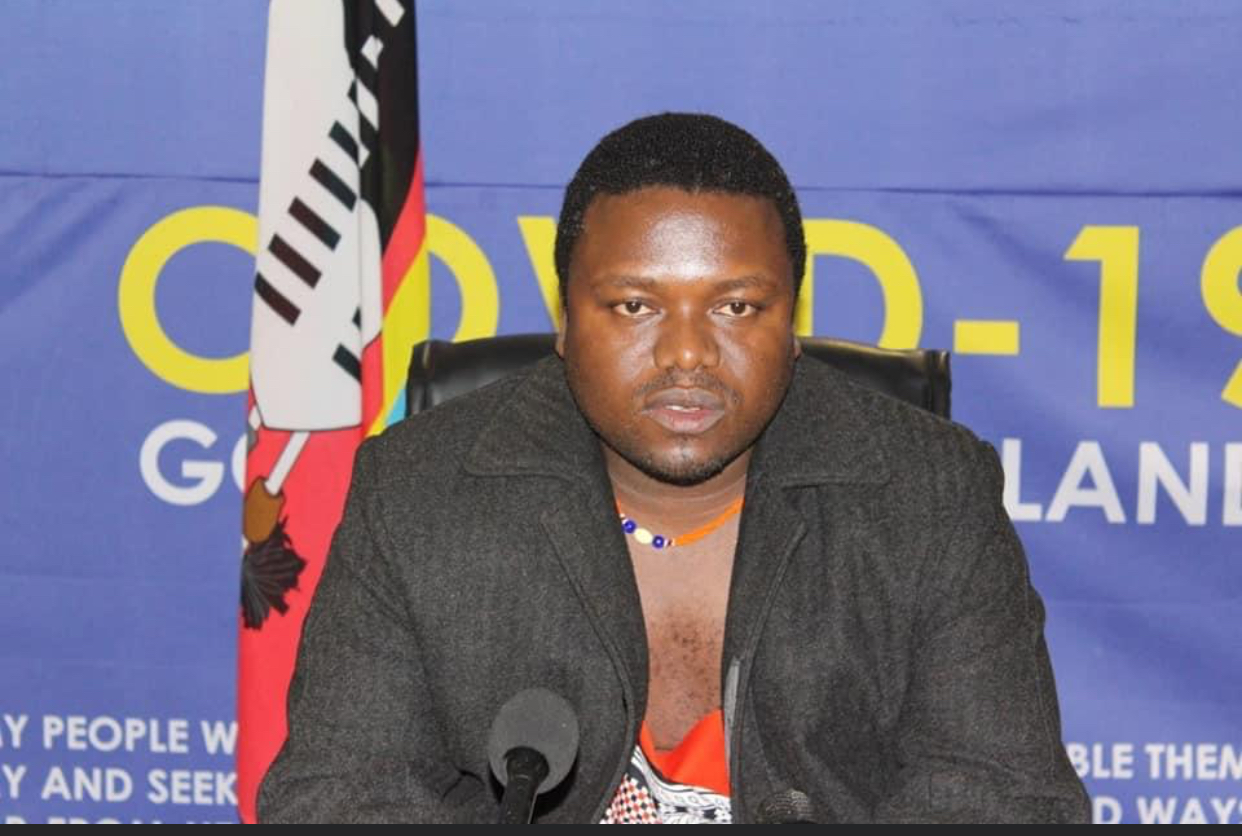 Public Works Minister Chief Ndlaluhlaza Ndwandwe recovers from COVID-19, back to work