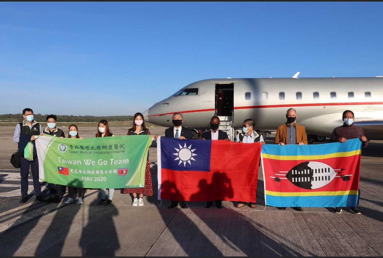 Taiwan Ambassador: COVID-19 doctors' arrival to strengthen ties eSwatini