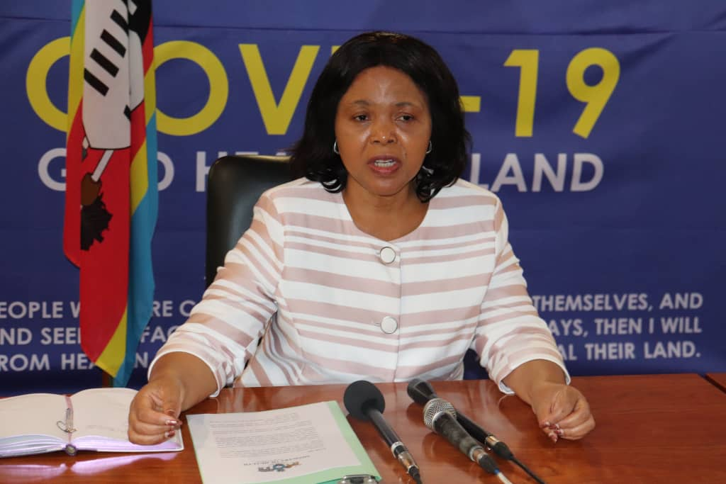 Health Minister admits COVID-19 curve not flattering as she announces four (4) more cases