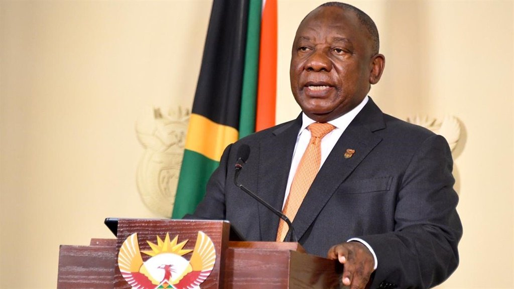 President Ramaphosa: Borders will remain closed, we will gradually ease lockdown restrictions